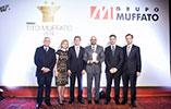 Ganhamos o prêmio Tito Muffato de Melhor fornecedor de FLV